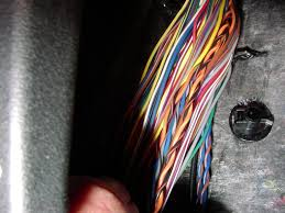 need some help speaker wire colors pics of my wires they are a blue wire paired a grayish wire a blue stripe two identical pairs like this also two pairs that look the same that are basically