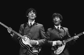 「Paul McCartney & John Lennon)」的圖片搜尋結果