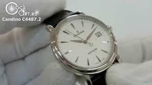 Наручные <b>часы Candino</b> C4487.2 - YouTube