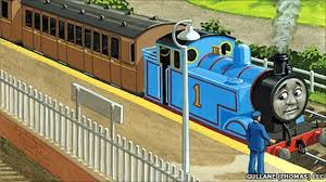 Where is Sodor, home of <b>Thomas</b> the Tank Engine? - BBC News