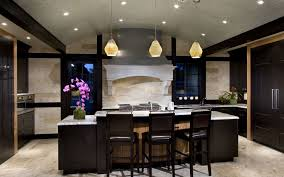 Table Lamps For Dining Room Artistic Deluxe Furniture Kitchen Interior Stone Flooring Fabric