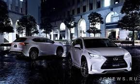Тюнинговый пакет от <b>Modellista</b> для Lexus NX <b>F Sport</b> ...