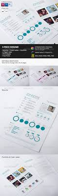best infographic resume templates for you 3 piece resume by heliosmedia infographic resume templates