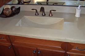 creative bathroom countertop sink undermount countertops  exquisite decoration bathroom sinks countertop concrete bath sinks mo