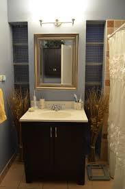 bathroom medium size bathroom luxury small bathroom design idea with black vanity with white sink gold bathroom bathroom lighting ideas small bathrooms