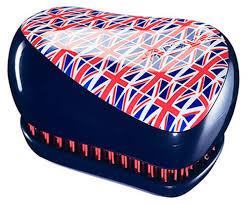 Tangle Teezer <b>Расческа Compact Styler Cool</b> Britannia ...