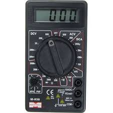 Купить <b>Мультиметр TEK DT</b> 838 (61/10/513) в каталоге интернет ...