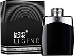 <b>Montblanc Legend</b> Eau De Toilette Spray for <b>Men</b>, 100ml: Amazon ...