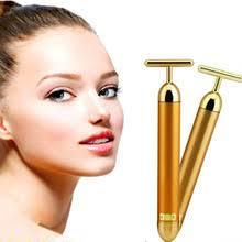 Для похудения <b>Уход</b> за кожей лица 24 К вибрации золота лица ...