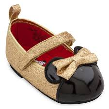 <b>Minnie Mouse Fancy Dress</b> Shoes for Baby | shopDisney