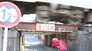 「淀川 ガード下 日本一低い」の画像検索結果