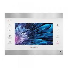 <b>Slinex SL</b>-<b>07M</b> Silver+White: монитор <b>видеодомофона</b> с экраном ...
