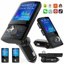 Bluetooth FM Transmitter Adapter Car MP3 Player Dual USB ... - Vova