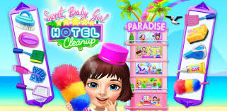 Sweet Baby <b>Girl</b> Hotel Cleanup - <b>Crazy</b> Cleaning Fun - Apps on ...
