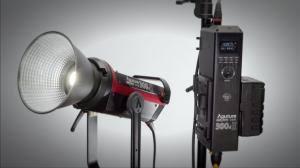 LED прибор Aputure Light <b>Storm</b> LS COB 300d <b>II</b> CRI 96+ 5500°K ...