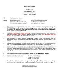 senior prom 2017 parent letter permission slip 2 page 2 senior prom parent letter and permission slip tickets on 4 11 prom is 19 senior prom 2017 parent letter permission slip 2 page 2
