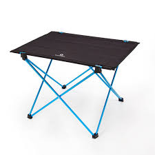 Modern Outdoor <b>Picnic</b> Table <b>Camping Portable</b> Aluminum Alloy ...