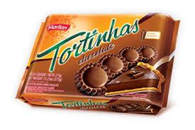 Resultado de imagem para bolacha tortinhas de chocolate