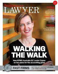 australasian lawyer issue by key media issuu