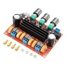 <b>tpa3116d2</b> 50wx2+100w <b>2.1 channel digital</b> subwoofer amplifier ...