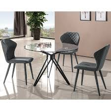 round glass extendable dining table: solano dining table jandm furniture solano dining table solano dining table
