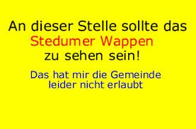 Juergen Anja Marlies Müller Hohenhameln - wappen-text