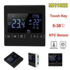 <b>MH1822 Electric Heating</b> Thermostat Temperature Controller AC ...