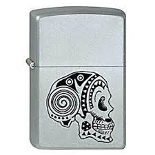 <b>Зажигалка Zippo 205 Tattoo Skull</b>|Zippo-zippo.ru Зажигалки Zippo ...