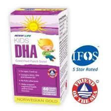 Buy <b>Norwegian Gold Kids</b> DHA Supplements UK, Online Health ...