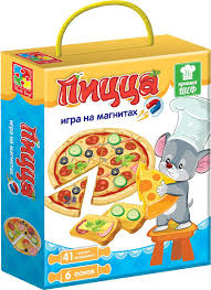 <b>Vladi</b> Toys <b>Игра</b> магнитная Крошка Шеф Пицца - купить ...