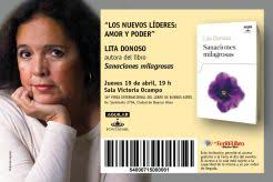 Invitación Lita Donoso - JRFcl