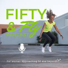 Fifty & Fly with Eugénie Burton