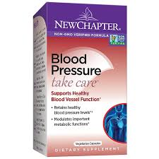 <b>Blood Pressure Take Care</b> (30 Vegetarian Capsules) by New ...