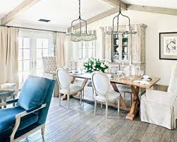 rustic hutch dining room: saveemail beafdabd  w h b p shabby chic style dining room