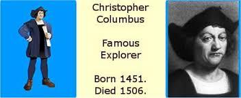 Quia - Christopher Columbus