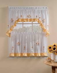 Kitchen Curtains At Walmart Walmart Valances For Kitchen Nice Design Agemslifecom