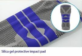 Kneepad For Fat Person <b>S</b>-<b>5XL Plus Size</b> Basketball Support Silicon ...