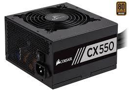 CX Series™ <b>CX550</b> — <b>блок питания</b> 550 Вт для форм-фактора ...