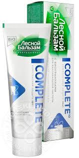 Купить <b>Зубная паста</b> Лесной бальзам <b>Комплексная</b> защита 10в1 ...