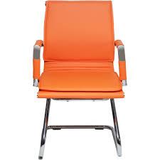 <b>Компьютерное кресло Бюрократ CH-993-Low-V</b> оранжевый ...