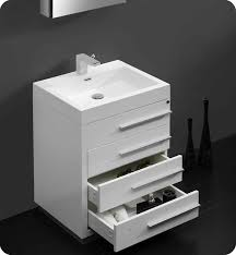 magnificent home interior white bathroom vanities ideas with rectangular washbasin using chic l shape stainless steel chic small white home