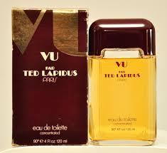 <b>Ted Lapidus Vu par</b> Ted Lapidus Eau de Toilette Concentrated Edt ...