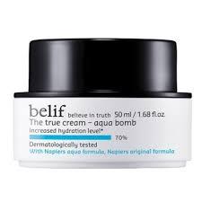<b>Belif</b> The True <b>Cream</b> Aqua Bomb <b>Крем увлажняющий</b> для лица