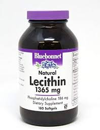 Bluebonnet Nutrition Lecithin 1365 mg, 180 softgels ... - Amazon.com