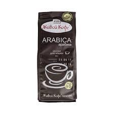 "Кофе ""<b>Живой кофе</b>"" <b>Arabica</b> молотый - Обзор на сайте ..."