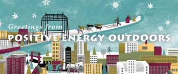 positive energy outdoors gift certificates positive energy outdoors offers gift certificates for many of our adventure tours year round they make the perfect holiday gift for any adult or child you