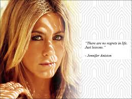 Jennifer Aniston's quotes, famous and not much - QuotationOf . COM via Relatably.com