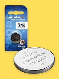Батарейка литиевая Renata CR 2032 Renata 17339723 купить ...