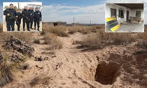 Inside Mexico's Juarez Valley - one of the deadliest places on earth ...
