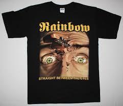 <b>RAINBOW STRAIGHT BETWEEN</b> THE EYES BLACKMORE DEEP ...